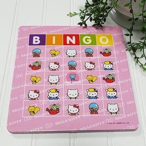 Hello Kitty bingo cards